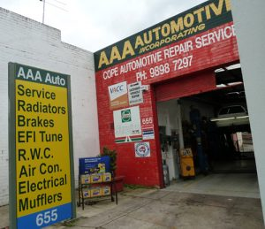 About AAA Automotive